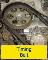 Ultra Car Care Timing Belt
